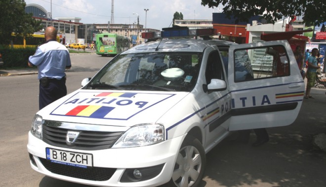 Foto: Poli�i�tii vor patrula �n Dacia Duster