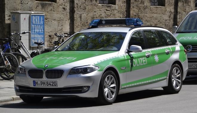 Foto: ACCIDENT GRAV. Patru persoane rănite la o cursă ciclistă, în Berlin
