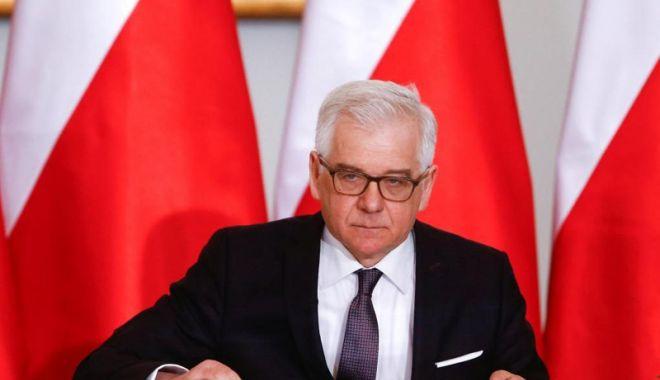 Foto: Polonia acuză Comisia Europeană de standarde duble privind regulile democratice