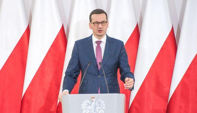"""Foto: """"Polonia este proeuropeană, dar puţin Bruxelles-sceptică"""""""