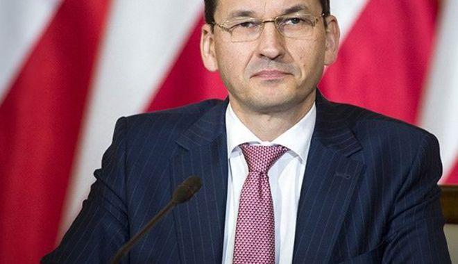 """Foto: """"Polonia se va retrage şi ea  din pactul ONU privind migraţia"""""""