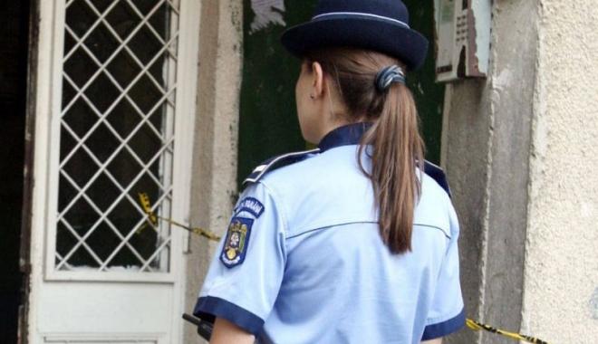 Foto: POLIŢISTĂ DIN CONSTANŢA, ÎNJURATĂ ŞI AGRESATĂ DE DOI TINERI BEŢI