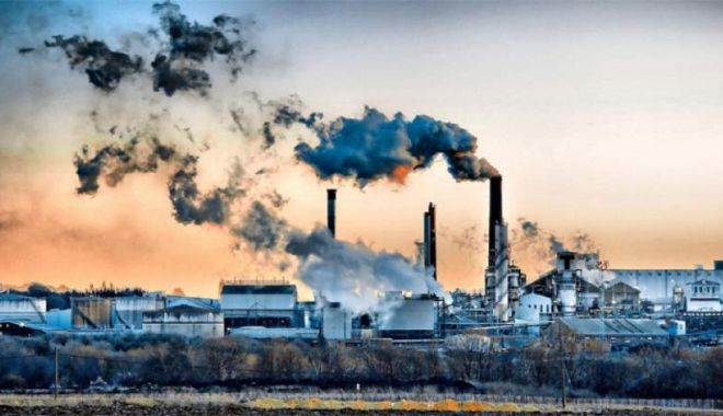 Foto: O localitate din România a fost declarată cea mai poluată din Europa