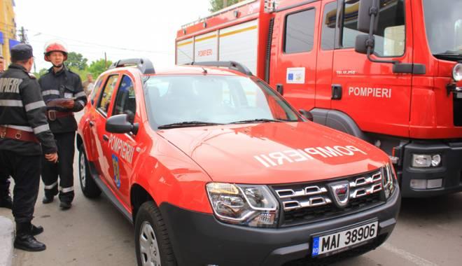 Pompierii iau în serios legea antifumat. Vor fi, zilnic, controale drastice în Constanţa - pompierifumatfond-1458150315.jpg