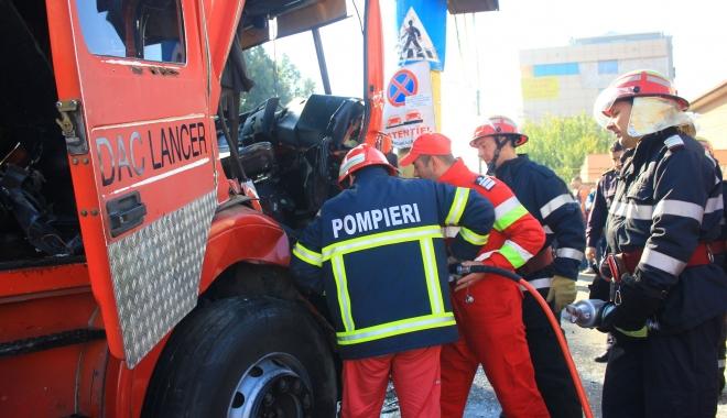 CÂT VALOREAZĂ VIAŢA UNUI POMPIER? Pompierii vor avea asigurări de viaţă. Legea a fost adoptată