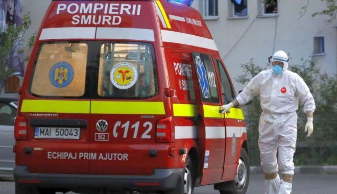Foto: Peste 5.000 de pompieri salvatori, la datorie în starea de urgență