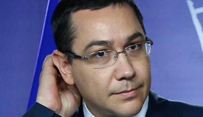 Foto: Victor Ponta: Acciza de 7 eurocenţi la motorină ar putea fi amânată trei luni