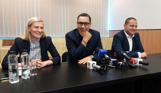 Foto: Lovitură pentru PSD Constanța! Fostul ministru Mircea Titus Dobre s-a alăturat partidului condus de Victor Ponta