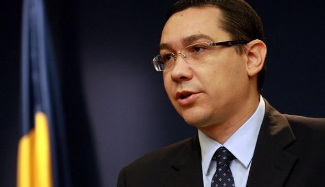 Ponta consideră că Mișcarea Populară este o ciorbă reîncălzită alcătuită din