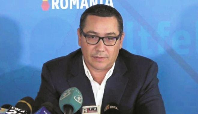 Victor Ponta: Delta devine un fel de lac Belina - pontaproromania-1539266268.jpg