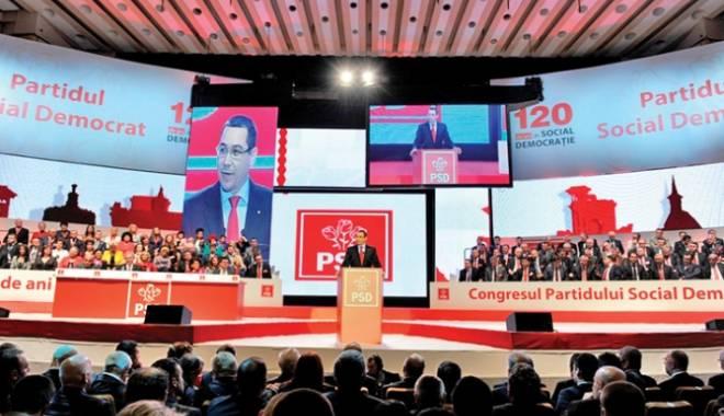 Foto: VICTOR PONTA ŞI-A DAT DEMISIA DE LA ŞEFIA PSD. Ce mesaj a transmis premierul