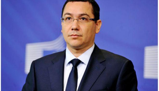 Foto: Victor Ponta:  PSD și PNL încearcă  să confiște teme ale societății