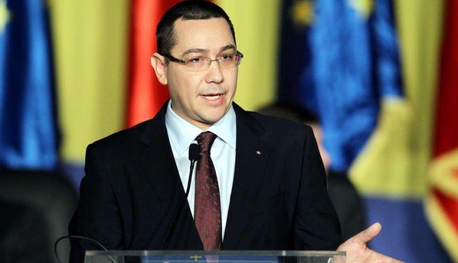 Foto: Cu cine vrea să facă alianță Pro România, partidul lui Ponta