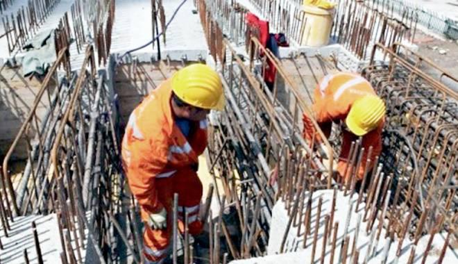 Foto: Populația relansează sectorul construcțiilor