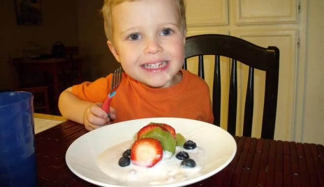 Foto: Porţia de natură: kiwi, fructul cel mai bogat în substanţe nutritive!
