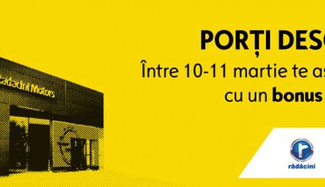 Foto: Un nou showroom Opel  în Constanţa. Bonusuri speciale, astăzi şi mâine,  de Zilele Porţilor Deschise