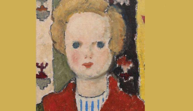 Lucrări semnate de Nicolae Tonitza vor fi scoase la licitaţie - portret-1615712009.jpg