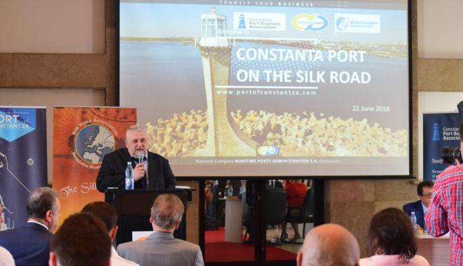 Portul Constanța și-a câștigat locul pe harta Drumului Mătăsii - portulconstanta10-1529685105.jpg