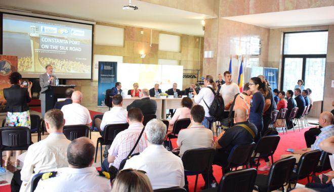 Portul Constanța și-a câștigat locul pe harta Drumului Mătăsii - portulconstanta5-1529685071.jpg
