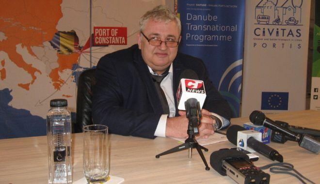"""Foto: Constanța a fost declarat, de către ESPO: """"Portul lunii decembrie 2018"""""""