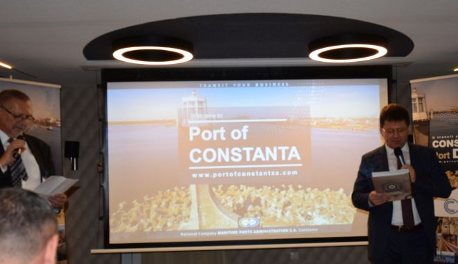 "Foto: Portul Constanța și-a serbat ziua pe nava ""Budapest"""