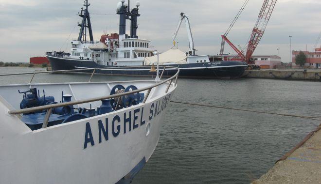 Foto: Portul Midia va dobândi regim de zonă liberă