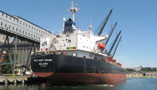 Foto: Porturile românești au cea mai mare creștere de trafic de mărfuri de pe piața Mării Negre
