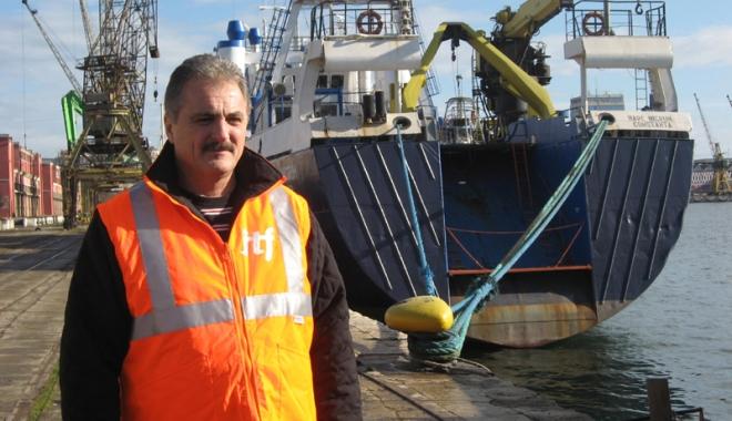 Foto: Porturile româneşti sunt un exemplu în regiunea Mării Negre