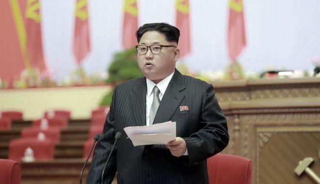 Foto: Posibilă vizită în China a liderului nord-coreean Kim Jong-un