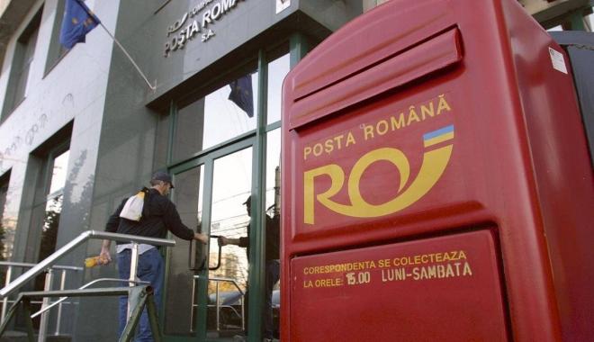 Foto: Poşta Română a făcut profit în 2016