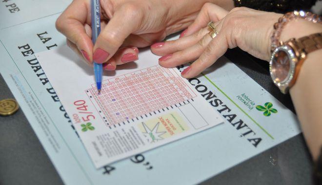 Foto: Poturi de milioane de euro la jocurile loto din week-end