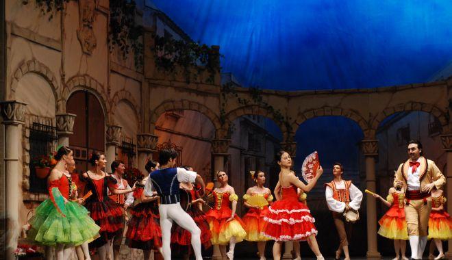 """Foto: Povestea lui """"Don Quijote de la Mancha"""", la Teatrul """"Oleg Danovski"""""""
