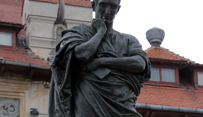 Foto: Poveştile lui Ovidiu. Tinerii, provocaţi să scrie istorii despre marele poet
