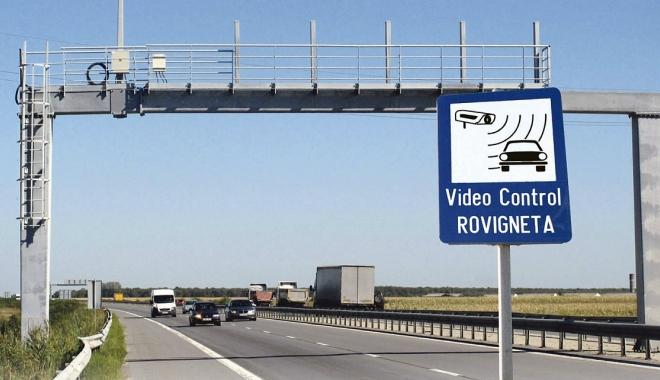 Foto: Veşti proaste pentru şoferi! PREŢUL ROVINIETEI SE DUBLEAZĂ
