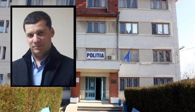 Foto: Un nou şef la Poliţia Mangalia. Dragoş Gabriel Cristea a promovat examenul pentru funcţie