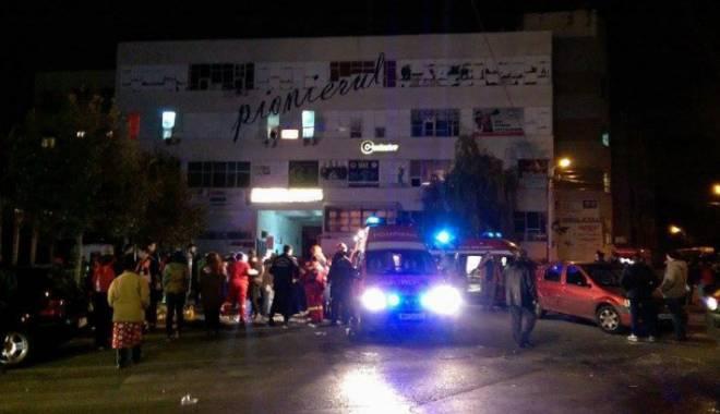"""Foto: Bănicioiu, după tragedia din club: """"Se fac toate eforturile pentru a se putea salva ce se poate salva"""""""
