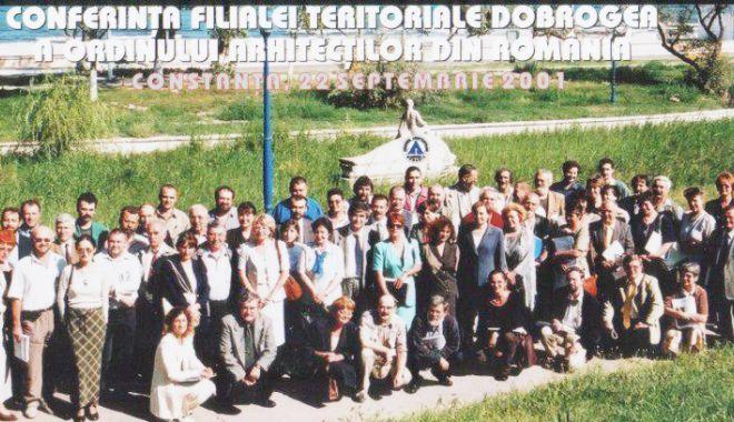 20 DE ANI DE LA CONSTITUIREA FILIALEI DOBROGEA A ORDINULUI ARHITECȚILOR DIN ROMÂNIA - pozainfiintareoarfd-1632243366.jpg