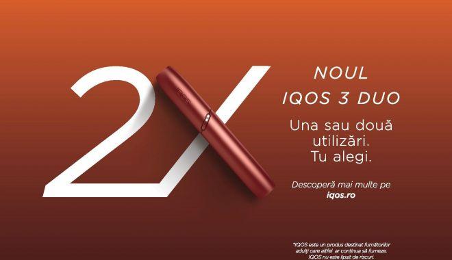 S-a lansat dispozitivul fără fum IQOS 3 DUO - pozaiqos3duo-1573051038.jpg