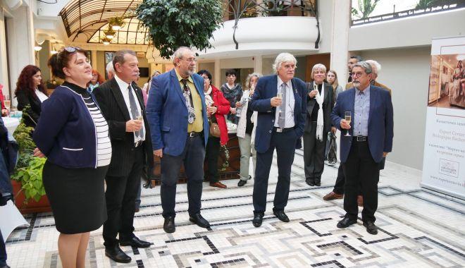 20 DE ANI DE LA CONSTITUIREA FILIALEI DOBROGEA A ORDINULUI ARHITECȚILOR DIN ROMÂNIA - pozavernisaj-1632297057.jpg