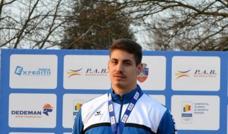 Foto: ATLETISM / Andrei Firfirică, aur la Cupa Europei de aruncări lungi