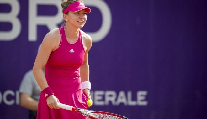 Foto: TENIS / Simona Halep a revenit pe locul 4, în topul WTA