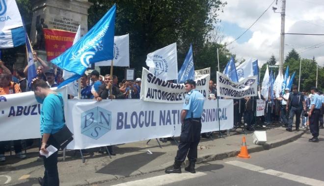"""Foto: Poziţia BNS faţă de """"revoluţia fiscală"""" a Guvernului Tudose"""