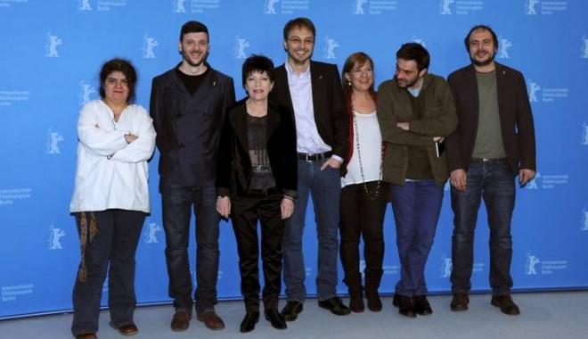 """Foto: Filmul """"Poziţia Copilului"""" a câştigat URSUL DE AUR"""