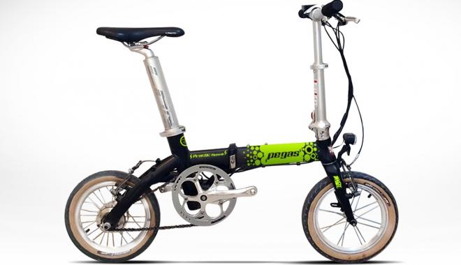 Foto: Pegas lansează biciclete şi trotinete electrice
