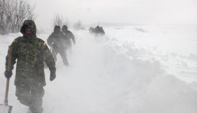 Foto: COD ROŞU DE VISCOL LA CONSTANŢA! Prefectul Constanţei cere ajutorul armatei.