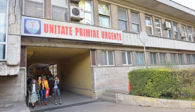 Foto: Spitalul s-a pregătit pentru valul de pacienţi din acest week-end