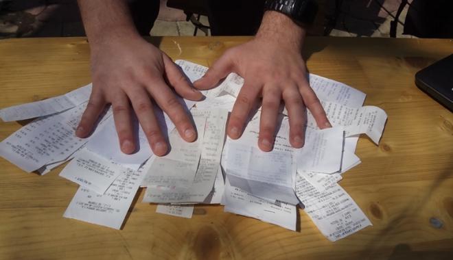 Foto: Pregătiţi bonurile fiscale! Urmează o nouă extragere la loterie