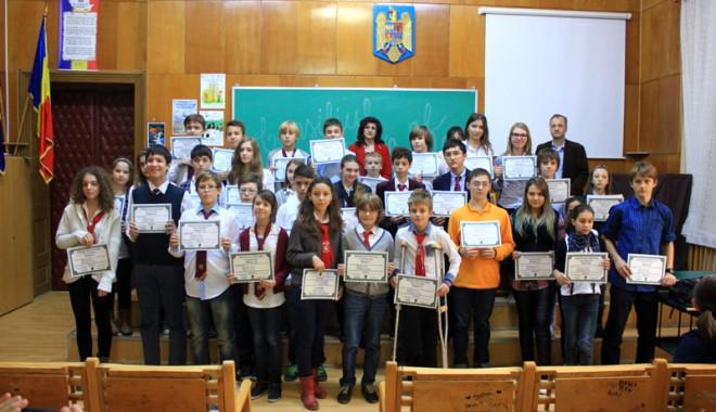 """Foto: Colegiul """"Mircea"""" a deschis sezonul concursurilor"""