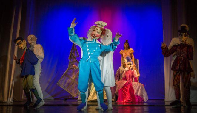 Premieră la Teatrul de Copii:
