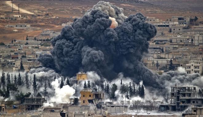 Foto: Premierul turc anunţă începerea asaltului  asupra Raqqa